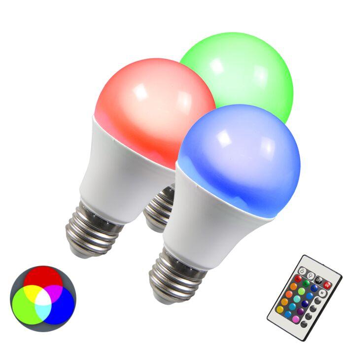 LED-lamp-RGB-E27-3W-set-van-3