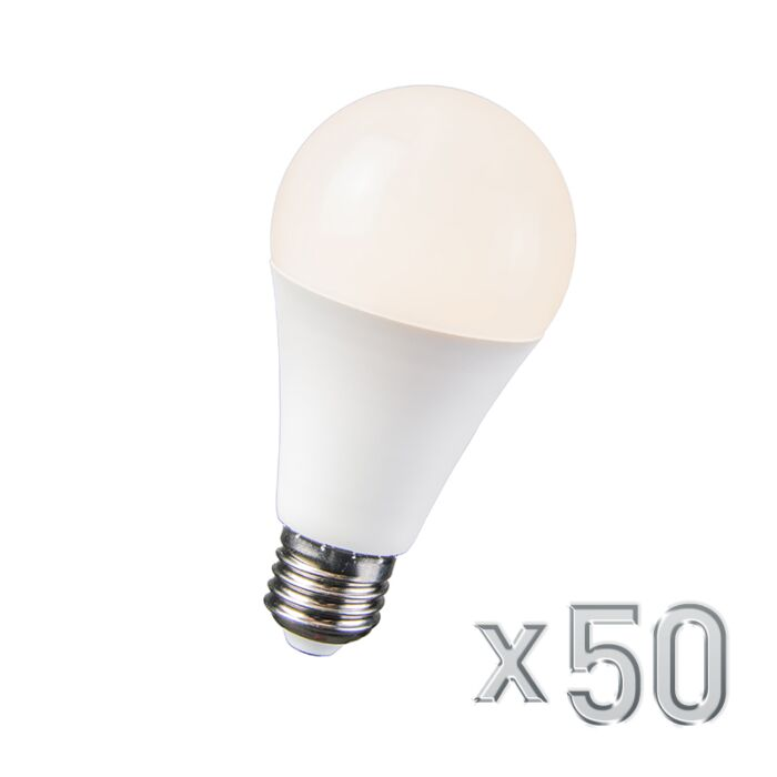 LED-lamp-10W-E27-B60-set-van-50