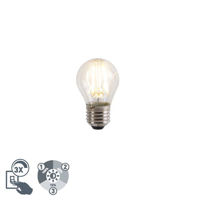 E27-dimbare-LED-lamp-P45-3-staps-dimbaar-5W-2700K