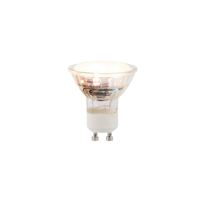 GU10-LED-lamp-3W-250LM-2200K