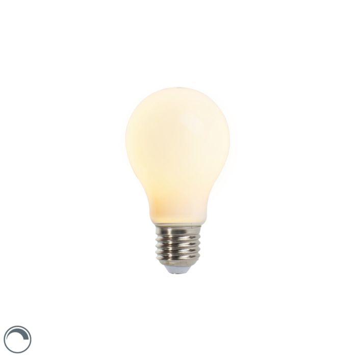 E27-dimbare-LED-filament-lamp-A60-opaal-glas-5W-410-lm-2350K