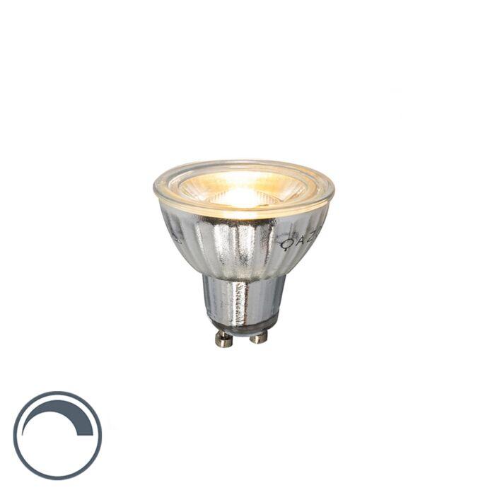 GU10-LED-lamp-230V-5W-380LM-2700K-dimbaar