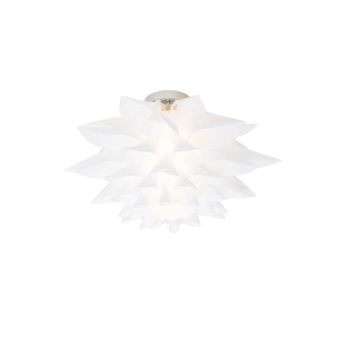 Design-plafondlamp-wit-50-cm---Rimon-Q