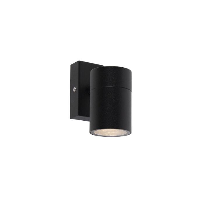 Smart-buitenwandlamp-zwart-incl.-WiFi-GU10-IP44---Solo