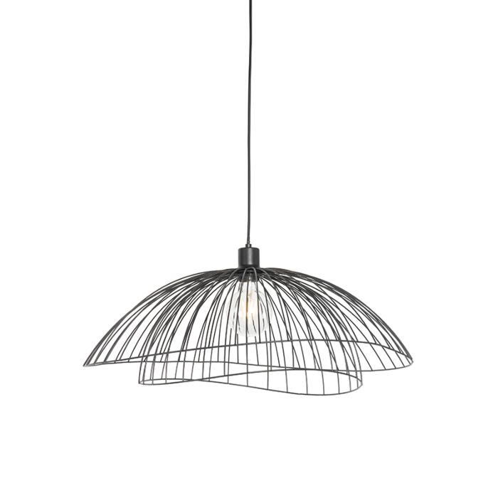Design-hanglamp-zwart-60-cm---Pua