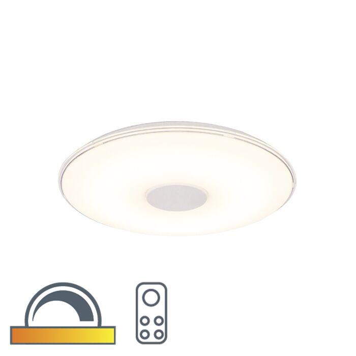 Plafonnière-rond-incl.-LED-dim-to-warm-afstandbediening---Seoul