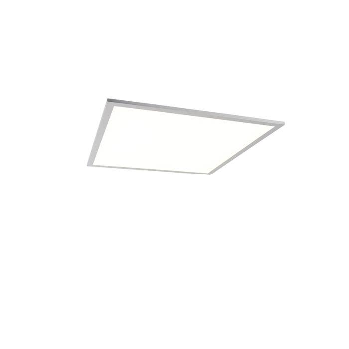 Moderne-plafondlamp-wit-62-cm-incl.-LED---Liv