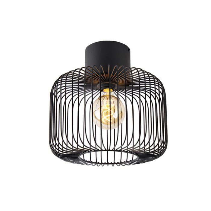 Design-plafondlamp-zwart---Baya