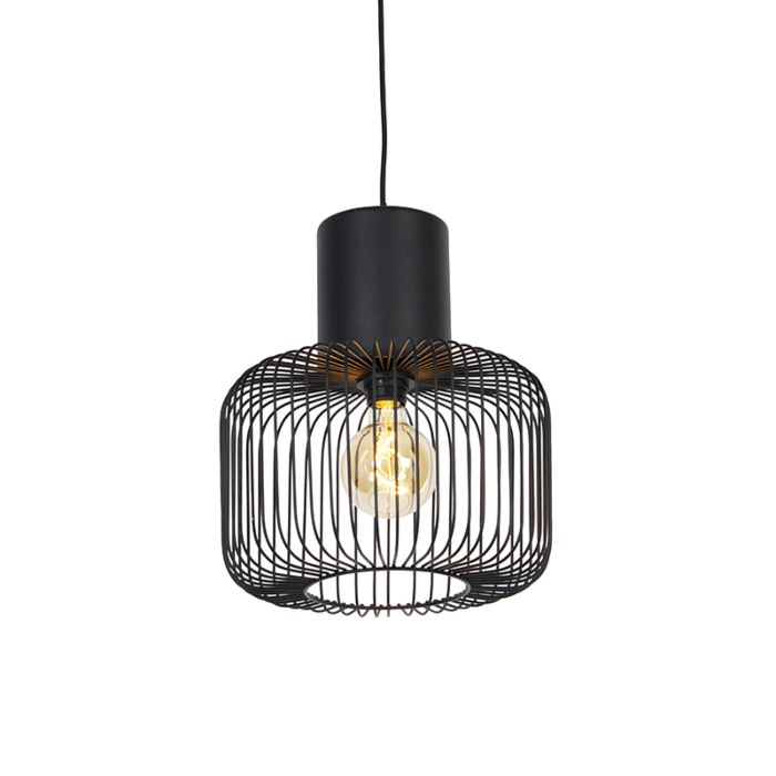Design-hanglamp-zwart---Baya