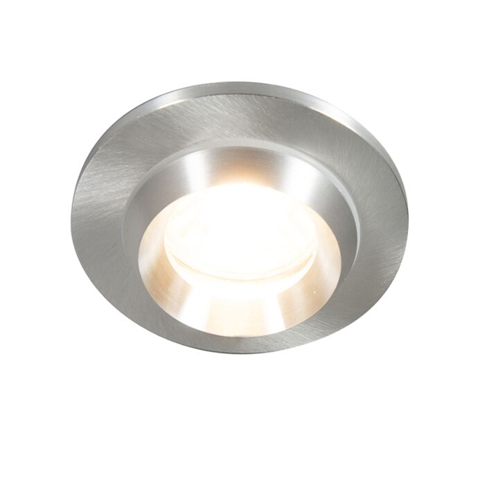 Moderne-inbouwspot-aluminium-IP54---Spa