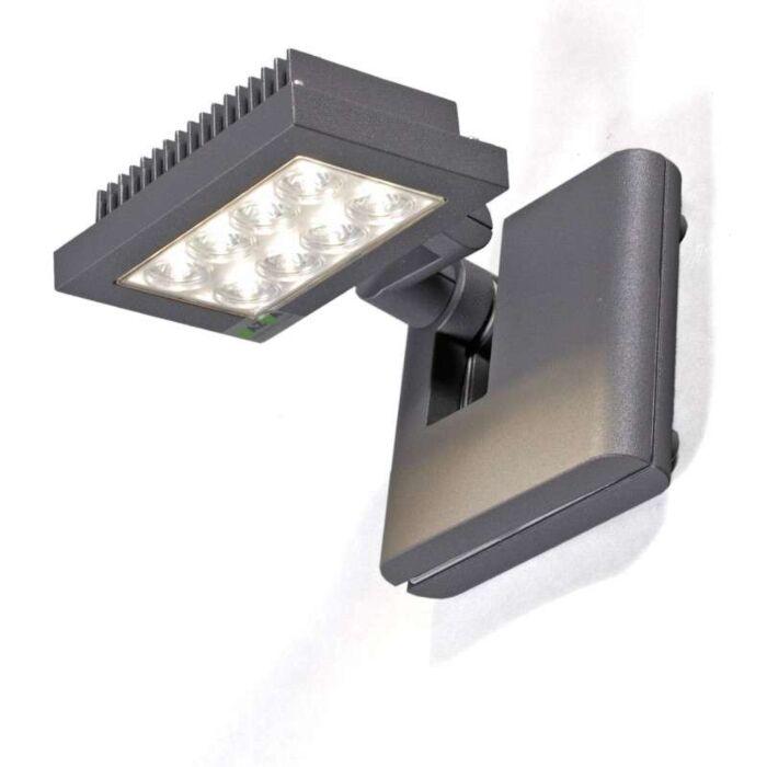 Opton-Flood-Light-grafiet-met-warm-witte-LED