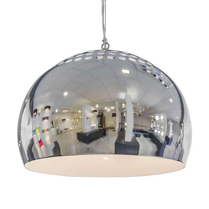 Hanglamp-Fermo-40cm-chroom