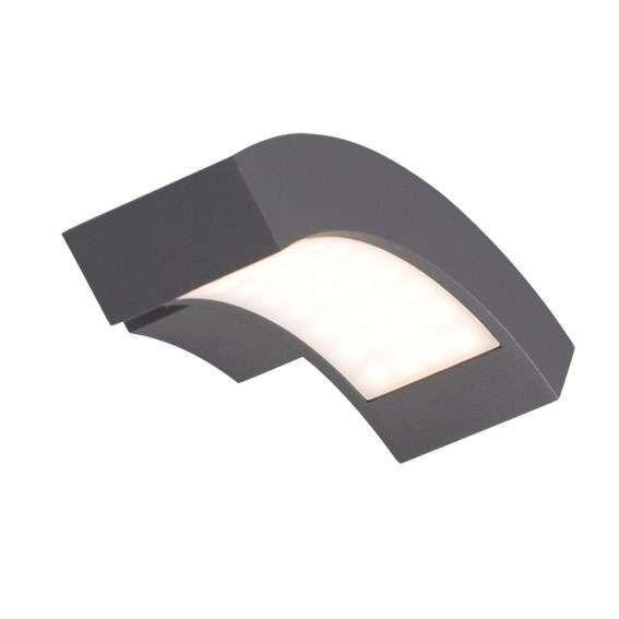 Buitenlamp-Sweden-LED-wand-grafiet