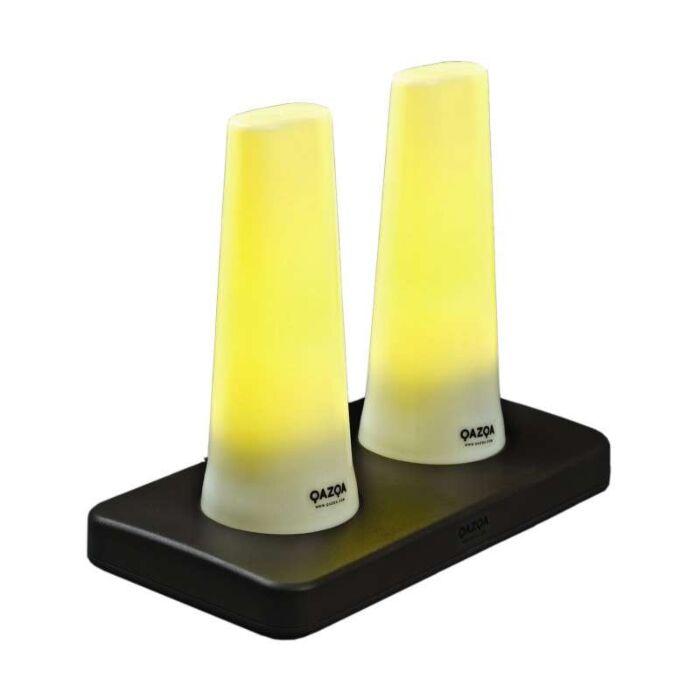 Set-van-twee-oplaadbare-LED-lampen-TUBE