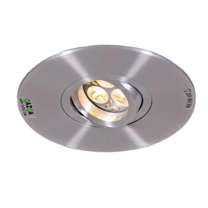 Inbouwspot-Rondoo-1-XL-aluminium