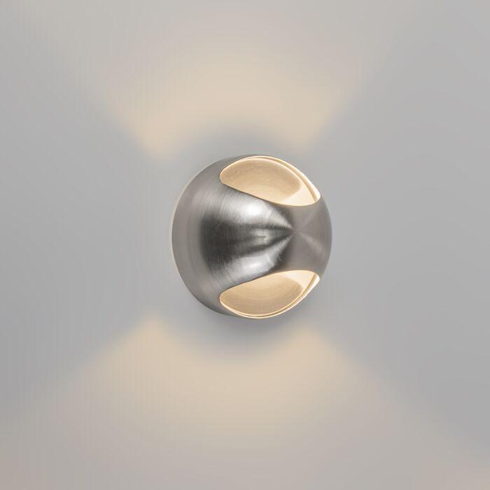 Wandlamp-OJO-staal