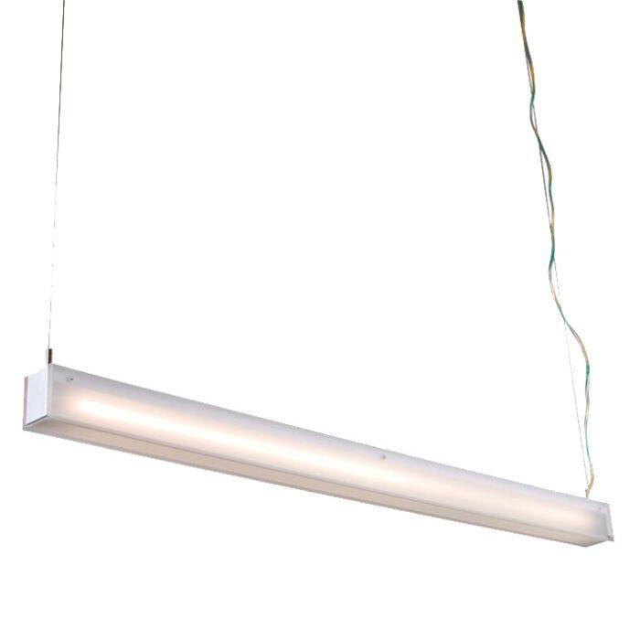Hanglamp-Tube-R-wit-28W