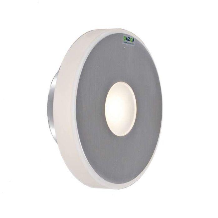 Wandlamp-Hana-rond-aluminium-LED