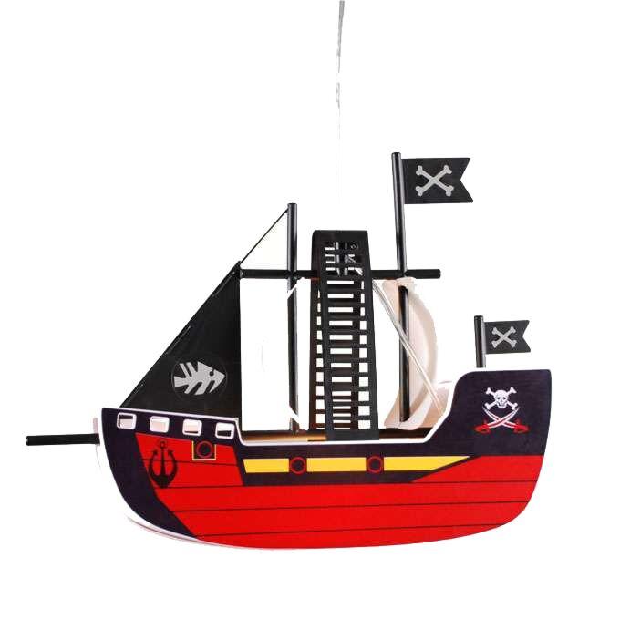 Hanglamp-Kids-Piratenschip