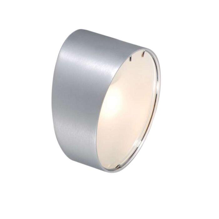 Wandlamp-Phone-rond-aluminium