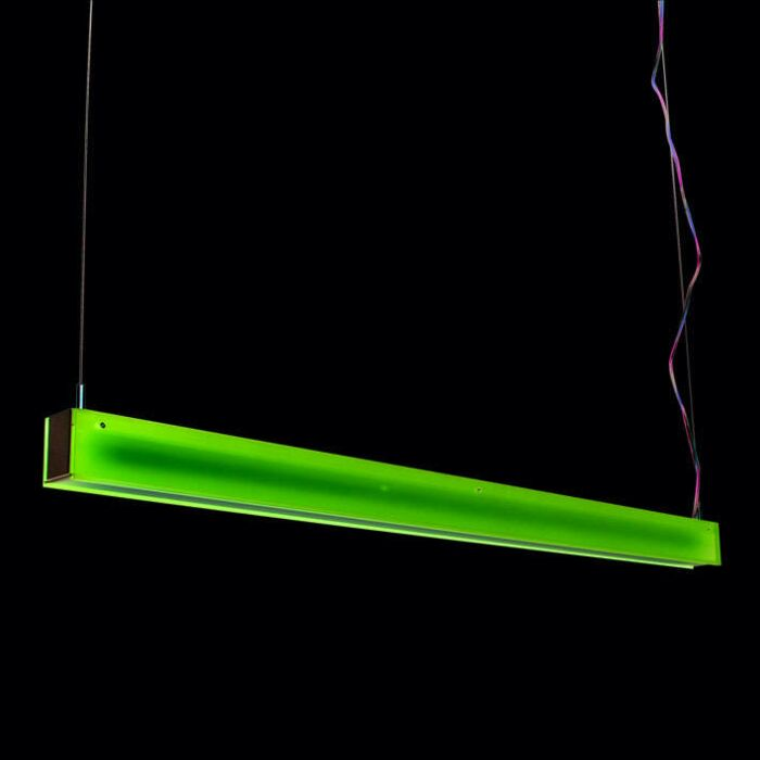Hanglamp-Tube-R-paars-28W