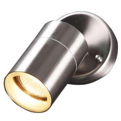 Buitenlamp-Solo-wand-verstelbaar-staal