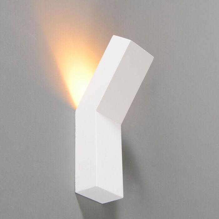 Design-wandlamp-wit---Gipsy-Lyon-I
