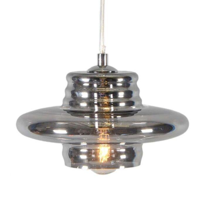 Hanglamp-Treviso-I-rook-glas