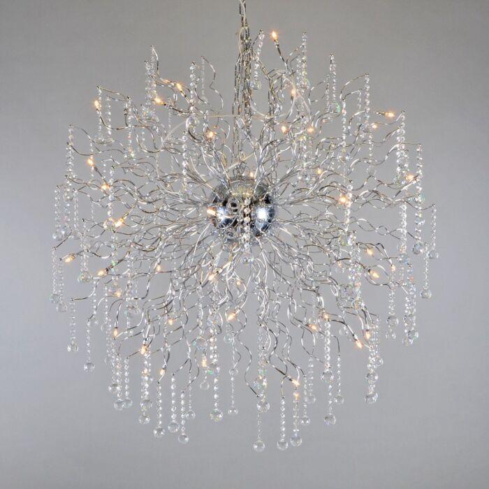 Hanglamp-Berlioz-110cm-chroom