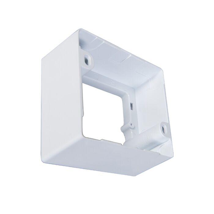 Opbouwrand-voor-schakelmateriaal-Basic-wit