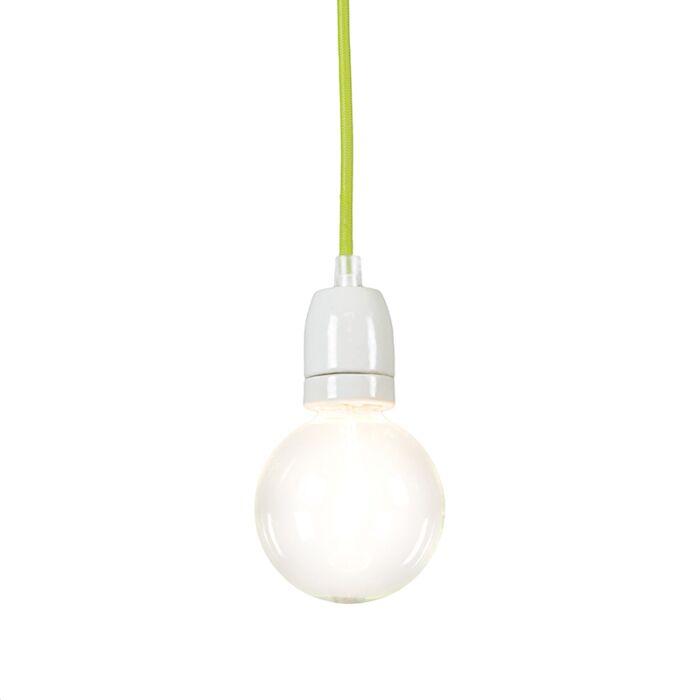 Hanglamp-Cavo-groen