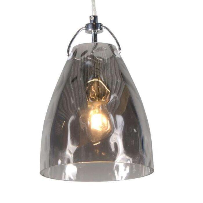Hanglamp-Treviso-V-rook-glas