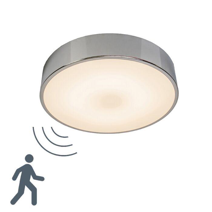 Plafonniere-Motion-II-aluminium-LED-met-microwave-bewegingsmelder