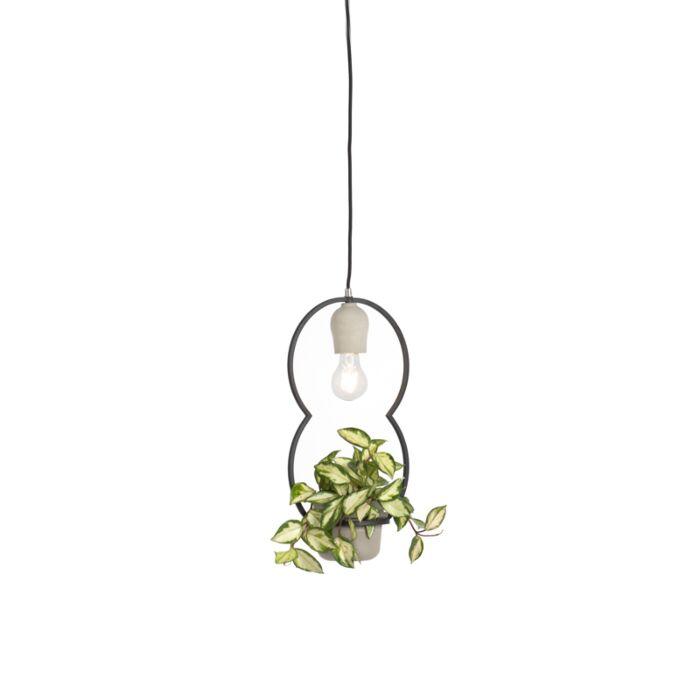 Landelijke-hanglamp-beton---Fauna-C