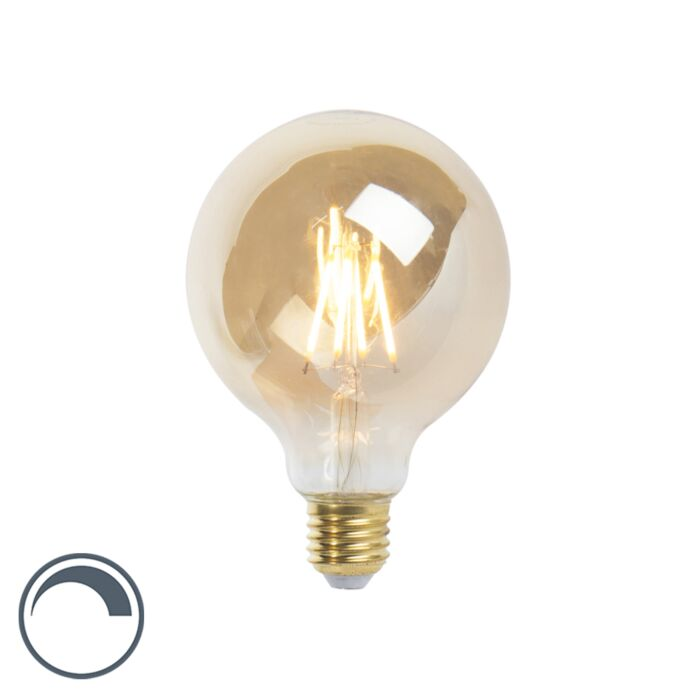 LED-E27-dimbare-filament-lamp-G95-goldline-360lm-2200K