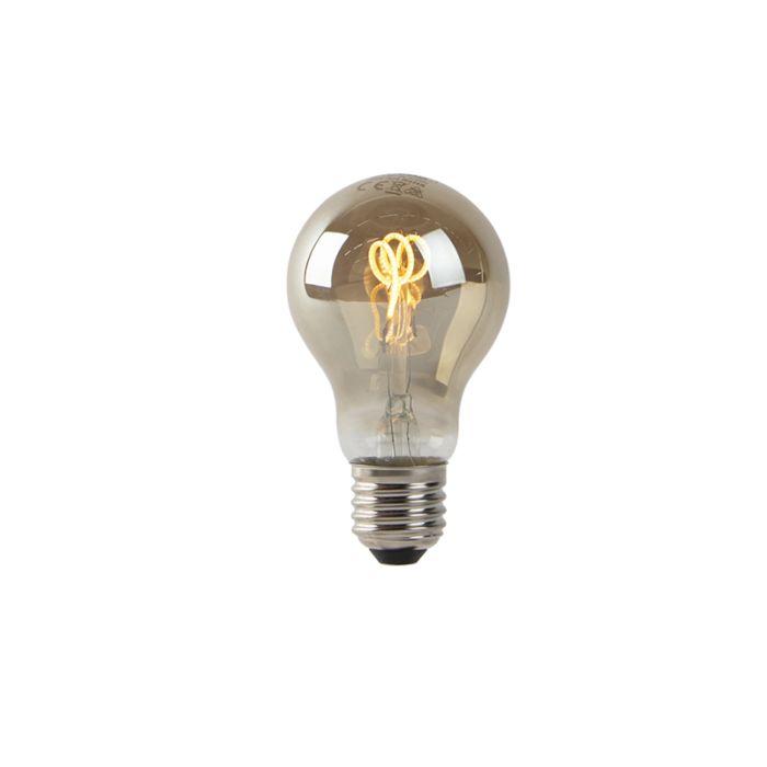LED-lamp-A60-E27-2W-2200K-smoke-spiraal-filament