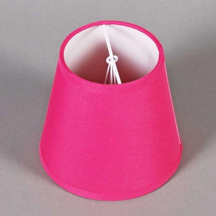 Klemkap-ø15cm-pink