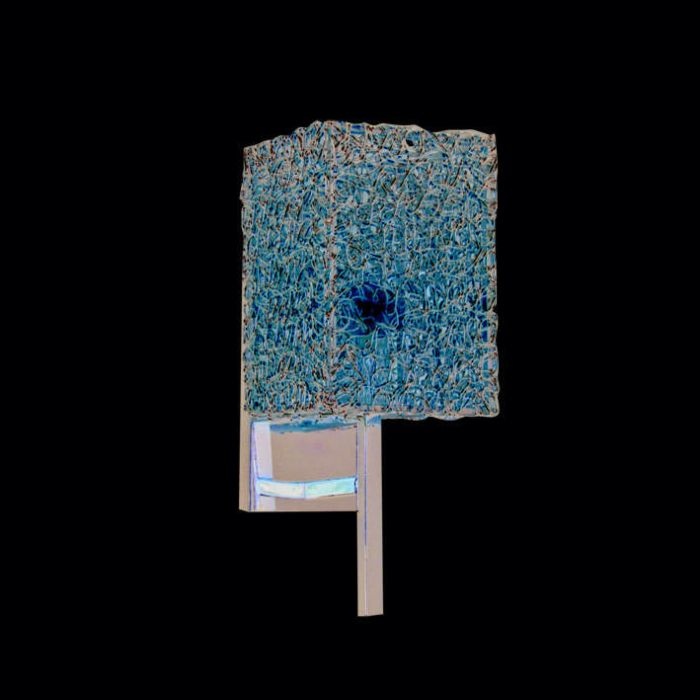 Wandlamp-Draht-Square-aluminium