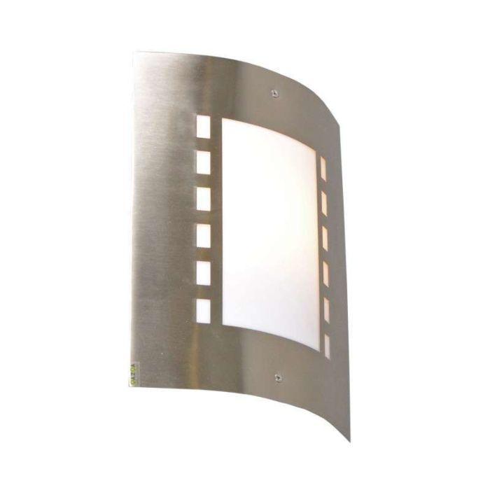 Buitenlamp-Emmerald-RVS