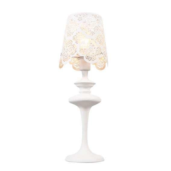 Tafellamp-Lace-wit