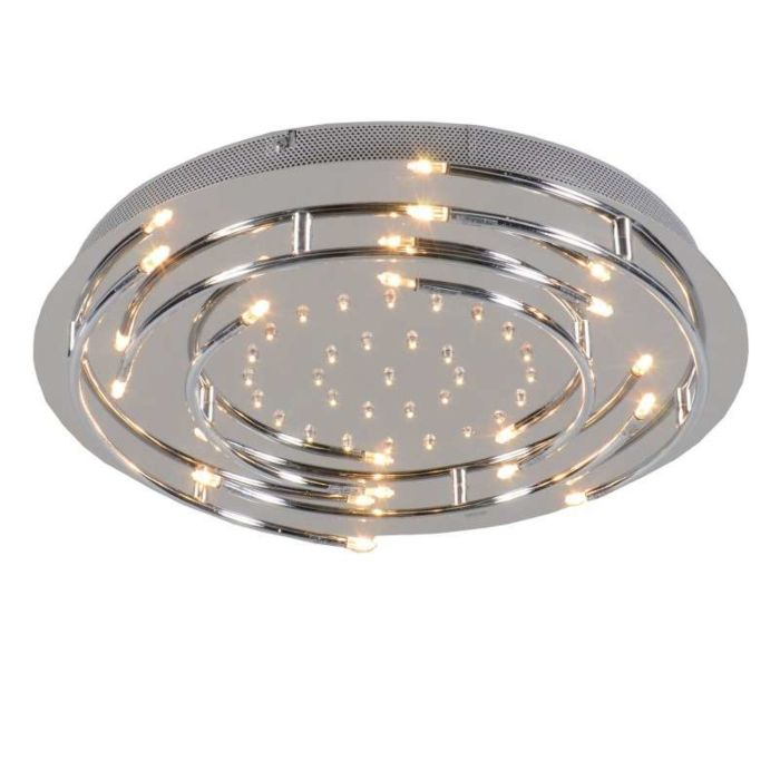 Plafonniere-Aro-LED-chroom