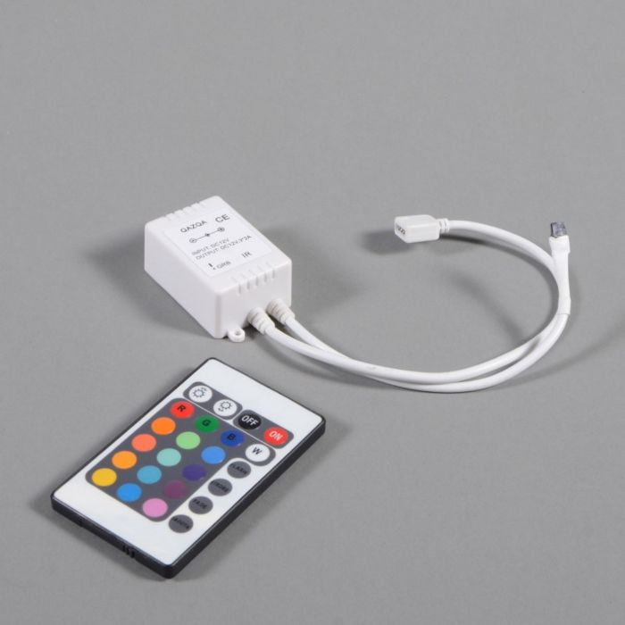RGB-Controler-met-afstandsbediening