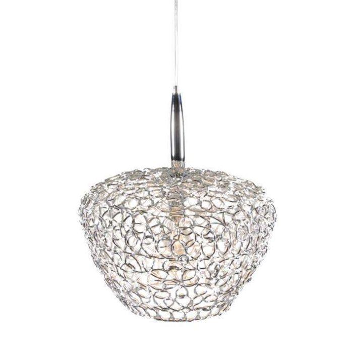 Hanglamp-Cocoon-42-chroom