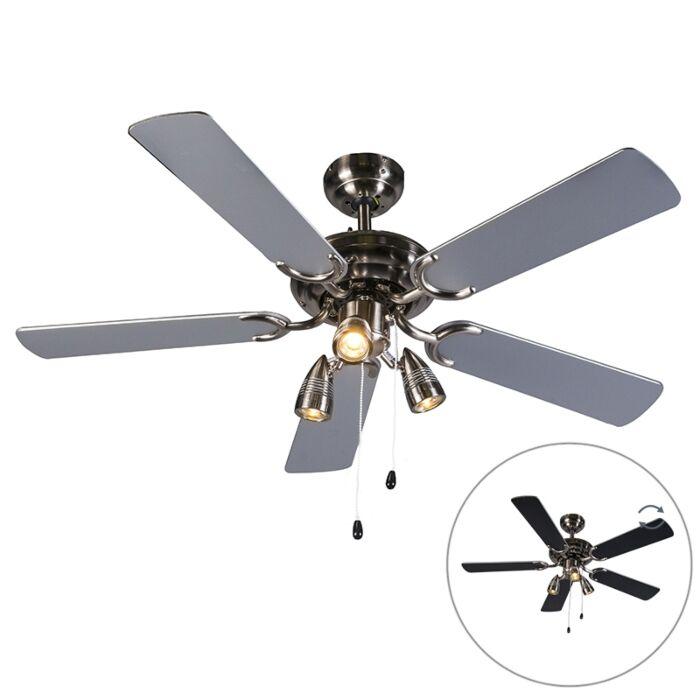 Plafondventilator-grijs---Mistral-42