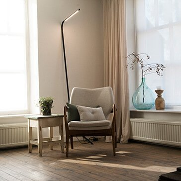 QAZQA Collaborations - GBO Lazy Lamp