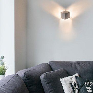 QAZQA Montagetips - wandlamp ophangen