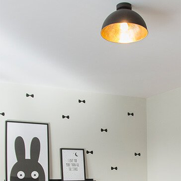 QAZQA Montagetips - plafondlamp ophangen