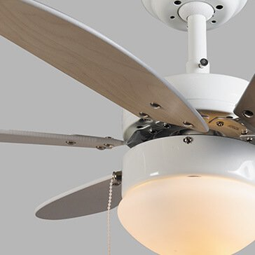 QAZQA Montagetips - Plafondventilator ophangen