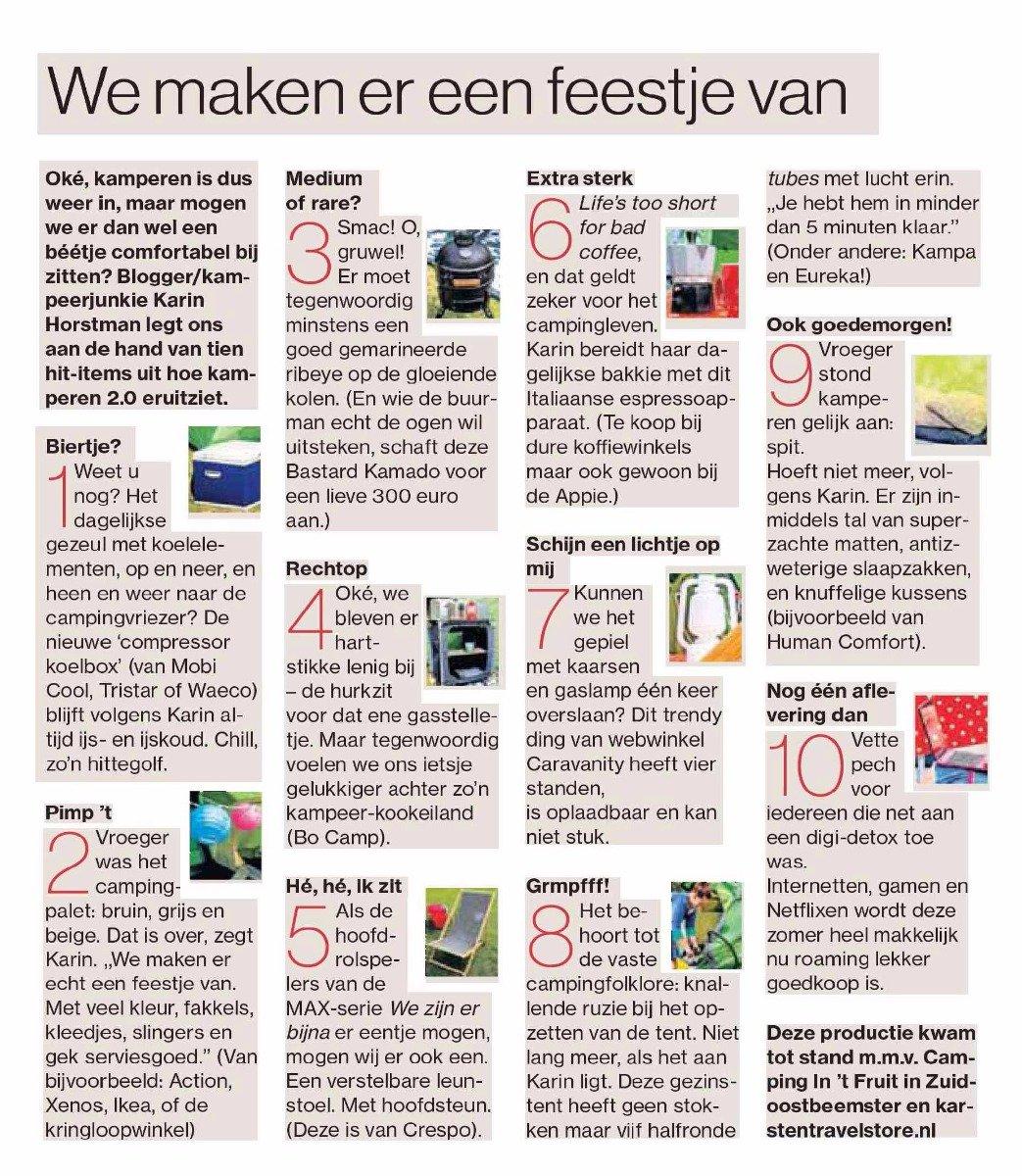 Algemeen Dagblad - Storm